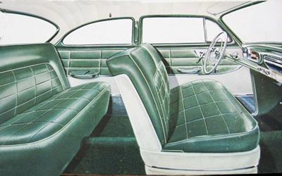 1954 Chevy 210